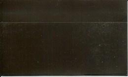 I.D. - CARTES De RANGEMENT 1 Bande Fond Noir  (REF.7481) - Cartes De Classement