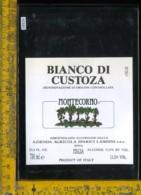 Etichetta Vino Liquore Bianco Di Custoza Montecorno Landini-Sona VR - Etichette