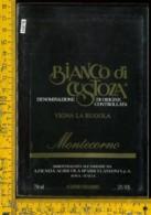 Etichetta Vino Liquore Bianco Di Custoza La Rugola-Sona VR - Etichette