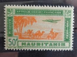 MAURITANIE 1942 P.A. N° 17 ** - Mauritanie (1906-1944)