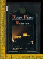 Etichetta Vino Liquore Rosso Piceno Superiore S. Francesco-Acquaviva Picena - Etichette