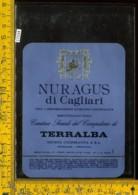 Etichetta Vino Liquore Nuragus Di Cagliari-Terralba-Oristano - Etichette
