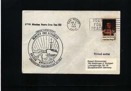 USA 1969 Arctic Operations USNS Mission Santa Cruz Tao 133 - Polare Shiffe & Eisbrecher