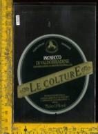 Etichetta Vino Liquore Prosecco Di Valdobbiadene-Le Colture - Etichette