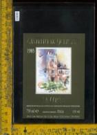 Etichetta Vino Liquore La Corte 1985 Castello Di Querceto-Greve In Chianti - Etichette