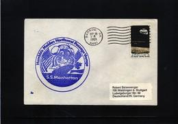 USA 1969 Arctic SS Manhattan - Polare Shiffe & Eisbrecher