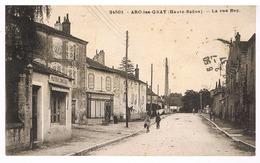 Arc-les-Gray - La Rue Bec - France