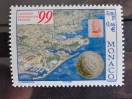 MONACO 1999 Y&T N° 2218 ** - BOURSE DU JUBILE A MONACO - Monaco