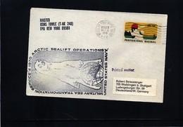 USA 1970 Arctic Sealift Operations USNS Towle - Polare Shiffe & Eisbrecher