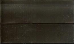 I.D. - CARTES De RANGEMENT 2 Bandes Fond Noir  (REF.7482) - Cartes De Classement