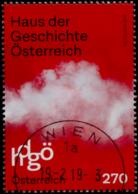 Austria 2019 Haus Der Geschichte Österreich GESTEMPELT/USED/O - 1945-.... 2. Republik
