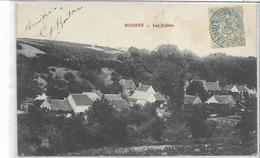 41 BOURRE . Les Vallées Et Le Beau Village , édit : , écrite  , état Extra - France