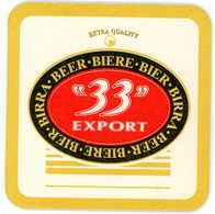 "France. ""33"" Export. Bière. Beer. Bier. Birra. Extra Quality. - Sous-bocks"