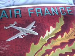 Affiche Air France ORIENT -collection Musée N°A 21 Réédition 1997 -imp. Serag RC PONTOISE -Lucien Boucher Création - Posters