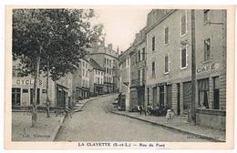 La Clayette - Rue Du Pont - Autres Communes