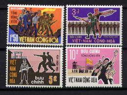 VNS - 359/362** - MOBILISATION GENERALE - Viêt-Nam