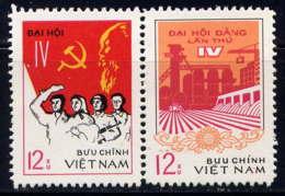 VNRS - 30/31(*) - IVè CONGRES DU P.C. VIETNAMIEN - Viêt-Nam
