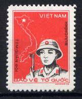 VNRS - FM1(*) - CARTE ET SOLDAT - Viêt-Nam