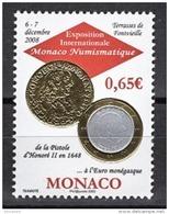MONACO 2008  - Y.T. 2641 - NEUF ** - Monaco