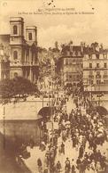 Besançon         25         Place Jouffroy Et Pont De Battant       (Voir Scan) - Besancon