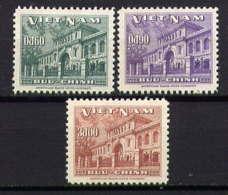 VNS - 38/40** - HÔTEL DES POSTES DE SAÏGON - Viêt-Nam