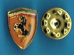 PIN'S //  ** LOGO / FERRARI ** - Ferrari