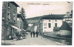 Saint-Pierre-le-Vieux - Grande Rue - Other Municipalities