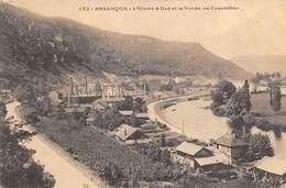 Besançon         25        Usine A Gaz Et La Vallée De Casamène      (Voir Scan) - Besancon