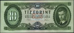 HUNGARY - 10 Forint 28.10.1975 UNC P.168 E - Hungary