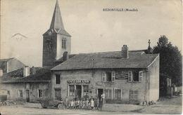 REZONVILLE Café Des Amis - Otros Municipios
