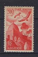 Algérie 1949-53 Poste Aérienne Y&T N° 11 Neuf Sans Charnière - Algeria (1924-1962)