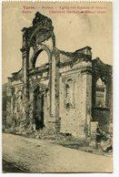 CPA - Carte Postale - Belgique - Ypres - Ruines - Eglise Rue Gustave De Steurs - 1919 ( DD7319) - Ieper