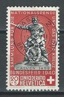 SBK B7, Mi 368 Stempel Basel 2 - Used Stamps