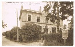 Dommartin-les-Cuiseaux - Mairie Et école De Garçons - Other Municipalities