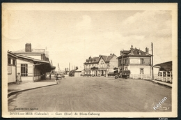 Dives-sur-Mer - Gare (ETAT) De Dives-Cabourg - CIM - Voir 2 Scans - Dives
