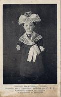 .Concours Des Costumes Français Par Orphelinat Des P.T.T. ,Séraphine De Montjean Sur Loire. - France