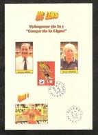 4 07135RC LENS - Vainqueur De La Ligue 1999 - Football