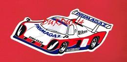 1 Autocollant PRIMAGAZ TIRO CLAS LILOR Sport Automobile - Autocollants