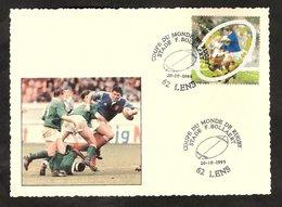 4 07154Coupe Du Monde De Rugby - Lens  20/10/99 - Rugby