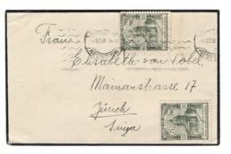 Paraguay, Asuncion To Switzerland, Zurich, 1938 - BLPAR - BL-155 - Paraguay