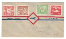 Paraguay, Asuncion To US, Ohio, 1933, Par Avion - BLPAR - BL-156 - Paraguay