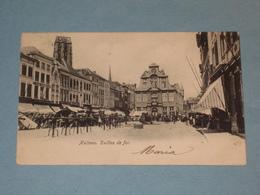 MECHELEN MALINES  - Bailles De Fer - Mechelen