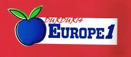 1 Autocollant EUROPE 1 - Autocollants