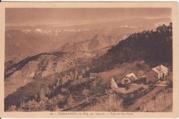 CPA -  26. PEIRA CAVA Vue Sur Les Alpes - Autres Communes