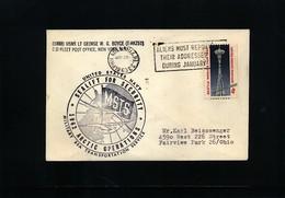 USA 1962 Arctic Operations  USNS Lt George W.G. Boyce - Polare Shiffe & Eisbrecher