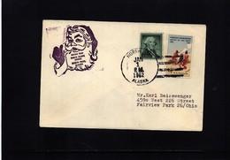 USA 1962 North Pole Alaska Santa Claus House - Polarmarken