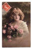 1137, Enfant, Portrait D'enfant Fillette ORPH 519/4 - Portraits
