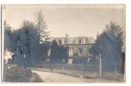 1148, Seine Maritime, Ancretteville, Carte-photo, Cottage Ou Villa Des Ifs, Croisement De La Rue Asketill Et Route De St - France