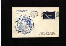 USA 1962 Arctic Operations USNS Redbud - Polare Shiffe & Eisbrecher