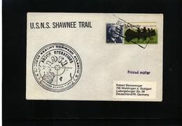 USA 1971 Arctic Operations USNS Shawnee Trail - Polare Shiffe & Eisbrecher